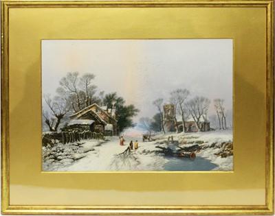 Lot 269 - George Baxter - print