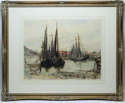 Lot 324 - Eveleen Buckton - watercolour