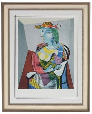 Lot 901 - After Pablo Picasso - gouttelette