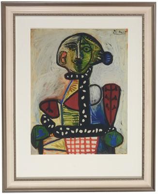 Lot 902 - After Pablo Picasso - gouttelette