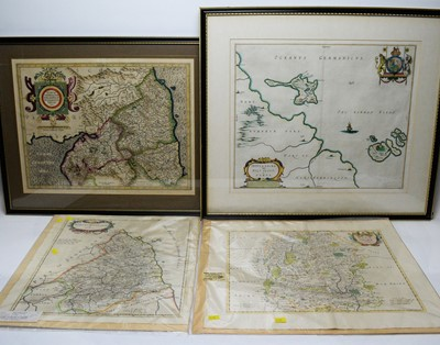 Lot 257A - Various Artists - Coloured engravings