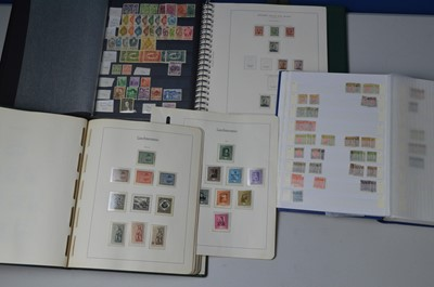 Lot 90 - Germany, United States and Liechtenstein stamps
