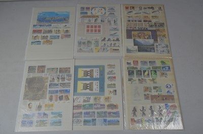 Lot 123 - Chinese People's Republic 1994-1996.