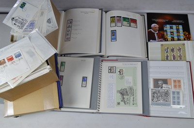 Lot 141 - Religious, Biblical and Christian interest stamps and covers.