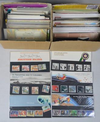 Lot 147 - Great Britain Royal Mail Mint Stamp presentation packs.