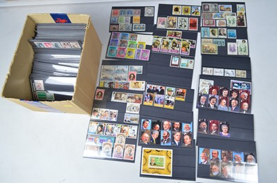 Lot 155 - World stamp collection.