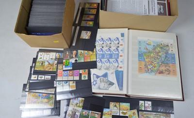 Lot 159 - Israel postage stamps.