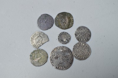 Lot 211 - Hammered coins