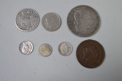 Lot 215 - Foreign coinage