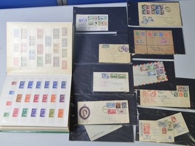 Lot 162 - Commonwealth Victory issue stamps.