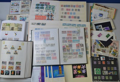 Lot 164 - Great Britain postage stamps.