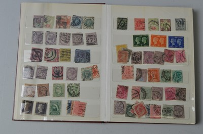 Lot 166 - GB and Commonwealth stamps.