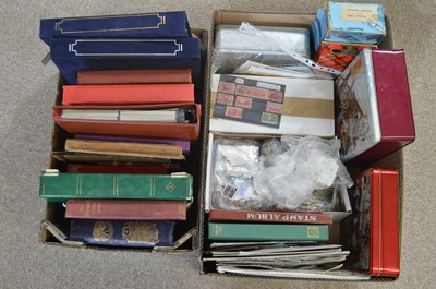 Lot 177 - Large quantity of World stamps stock.