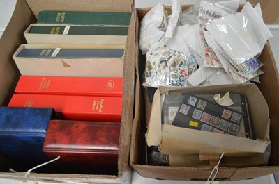 Lot 181 - Large quantity of loose World stamps stock.