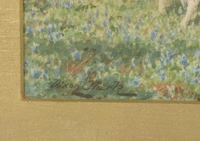 Lot 240 - Joseph Dixon Clark, snr. - watercolour.