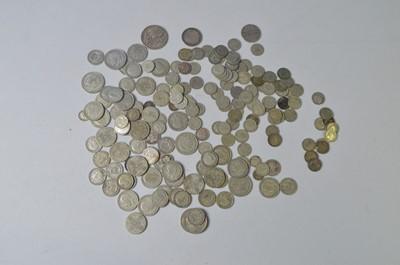 Lot 191 - Pre-1947 British silver coinage