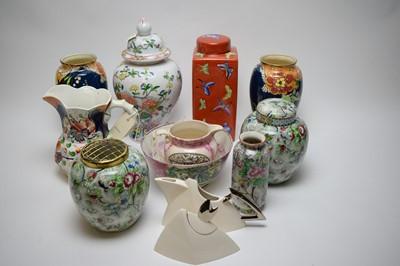 Lot 217 - Quantity of ceramics.