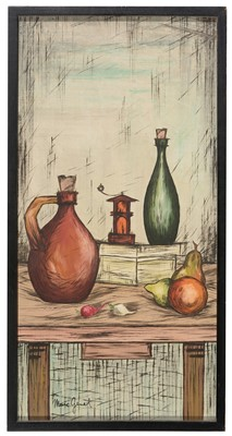 Lot 987 - Marc Genet - oil