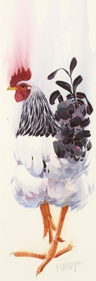 Lot 224 - Mary Ann Rogers - watercolour.