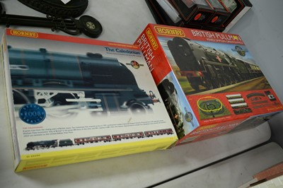 Lot 411a - Two boxed Hornby
