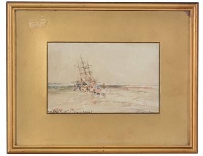Lot 74 - Victor Noble Rainbird - watercolour