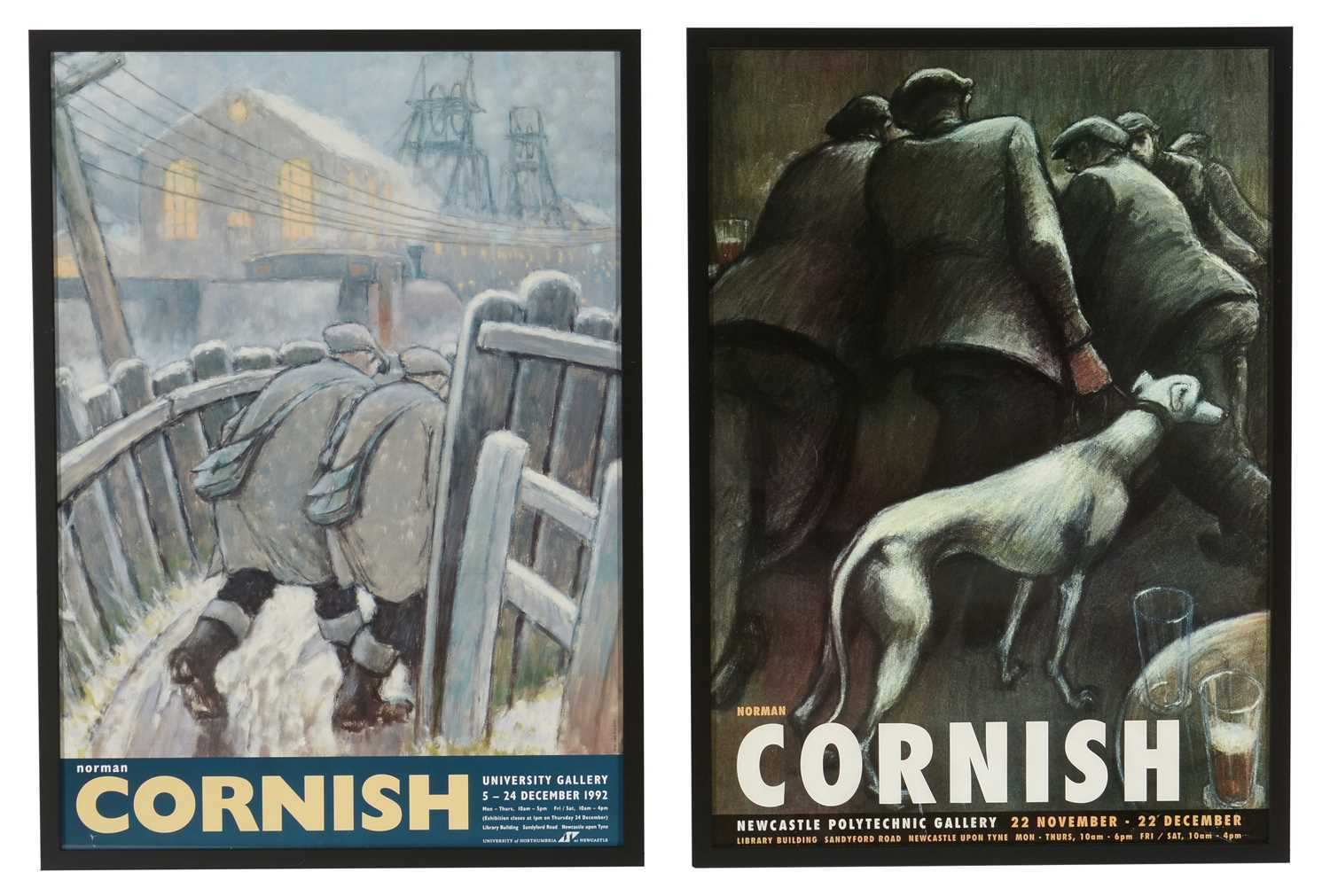 Lot 216 - After Norman Stansfield Cornish - prints.
