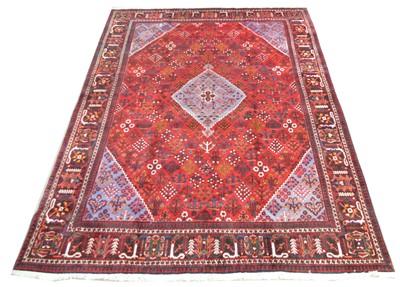 Lot 647 - Antique Joshagan carpet