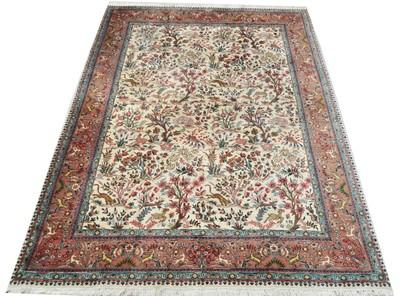 Lot 655 - Antique Tabriz carpet