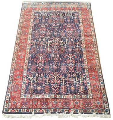 Lot 656 - Antique Tabriz carpet