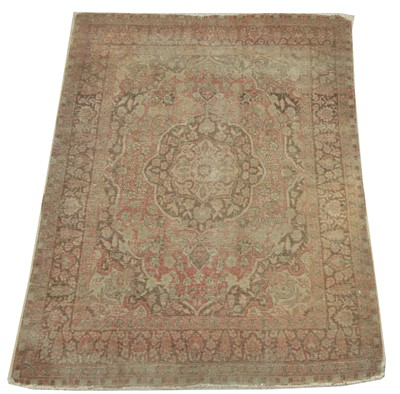 Lot 658 - Antique Tabriz Hajijalili rug