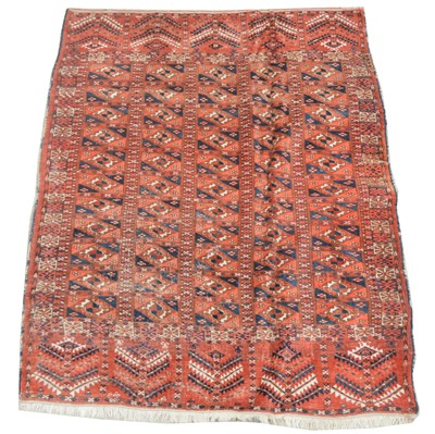 Lot 665 - Antique Tekke Torkman rug