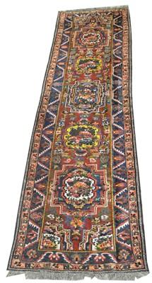 Lot 666 - Antique Bakhtiari runner