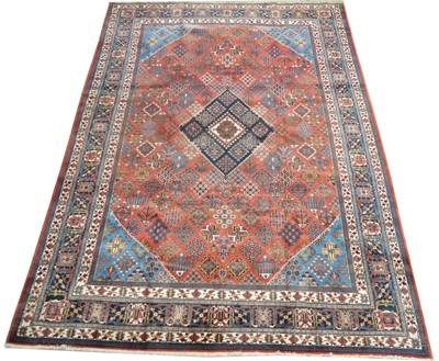 Lot 674 - Fine Joshagan carpet