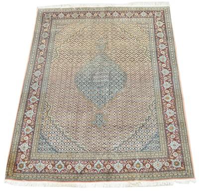 Lot 681 - Tabriz rug