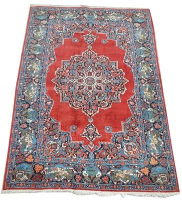 Lot 682 - Tabriz rug
