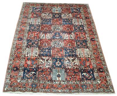 Lot 685 - Bakhtiari carpet