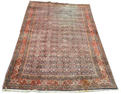 Lot 686 - Bidjar carpet