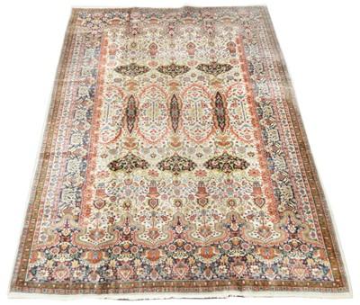Lot 695 - Kaysari carpet