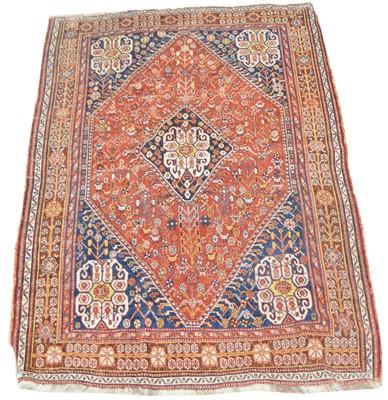 Lot 698 - Antique Kashqai rug
