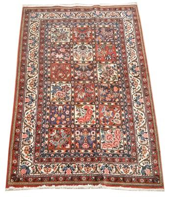 Lot 702 - Bakhtiari carpet