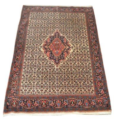 Lot 705 - Fine Bidjar carpet