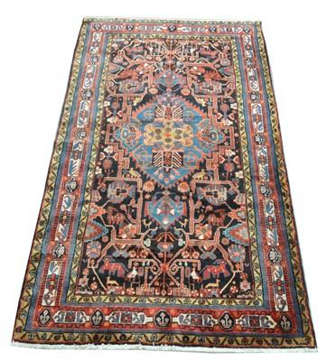 Lot 711 - Nahavand rug