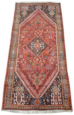Lot 713 - Qashqai rug