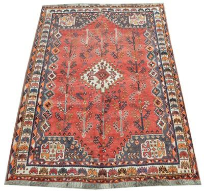 Lot 715 - Qashqai carpet