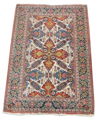 Lot 729 - Caucasian rug