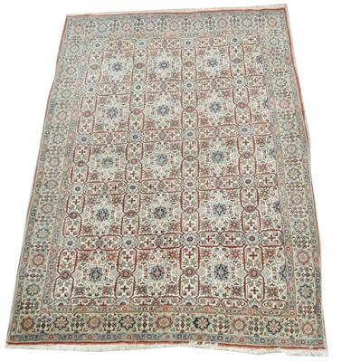 Lot 730 - Antique Qum rug