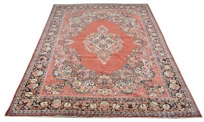 Lot 731 - Sarough Mahal carpet