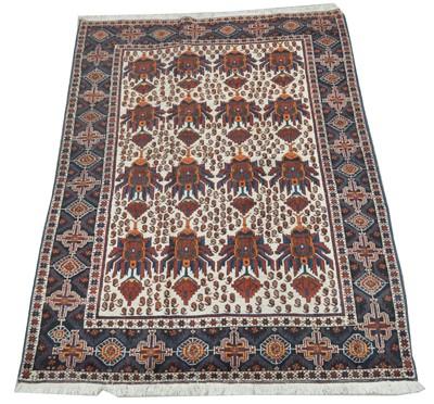 Lot 733 - Antique Afshar rug