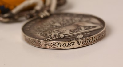 Lot 1011 - A Queen Victoria South Africa medal 1879