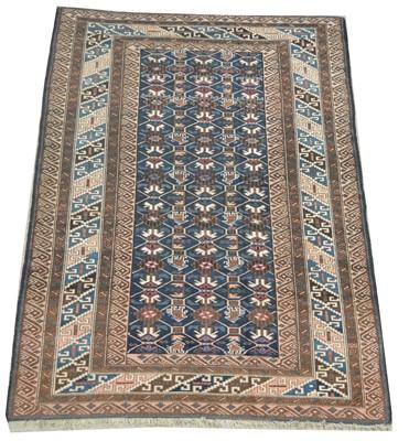 Lot 736 - Antique Caucasian Shirwan rug